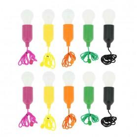 HANDY LUX- Lot de 8 ampoules + 2 ampoules supplémentaires
