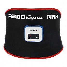 ABDO EXPRESS MAX - Ceinture d'électrostimulation