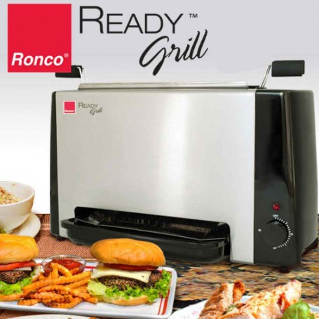 ronco ready grill barbecue vertical d 39 int rieur. Black Bedroom Furniture Sets. Home Design Ideas